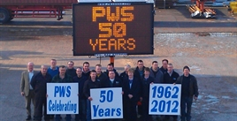 PWS Signs Celebrating 50 Years in Business