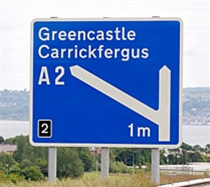 Motorway & Gantry Signs